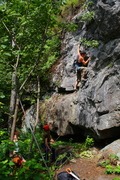 Rock Climbing Photo: one from farther away