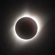 Rock Climbing Photo: Eclipse
