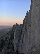 Rock Climbing Photo: Shaken Not Stirred