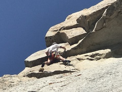 Rock Climbing Photo: The biz.