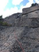 Rock Climbing Photo: Fat Gypsy
