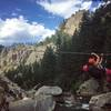 Tyrolean Boulder