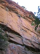 Rock Climbing Photo: Snapdragon