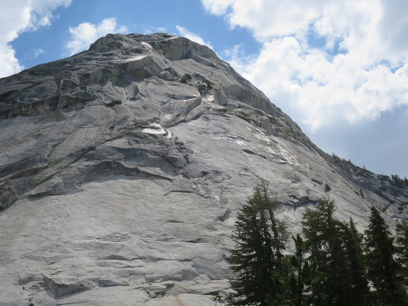 Climbers on Pitch 5.