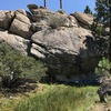 Shepard's West (main boulder)