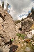 Rock Climbing Photo: Sweet Ambrosia