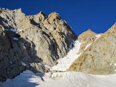 Rock Climbing Photo: From below