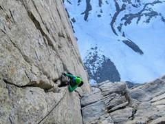 Rock Climbing Photo: Amy Ness on P9