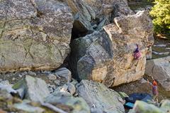 Rock Climbing Photo: Kyle on OOA