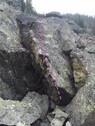 Rock Climbing Photo: Reckoner