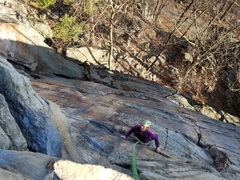Rock Climbing Photo: gunks