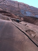 Rock Climbing Photo: moab '17