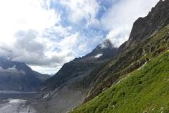 Rock Climbing Photo: Classic S Ridge of Aig. Du Moine.