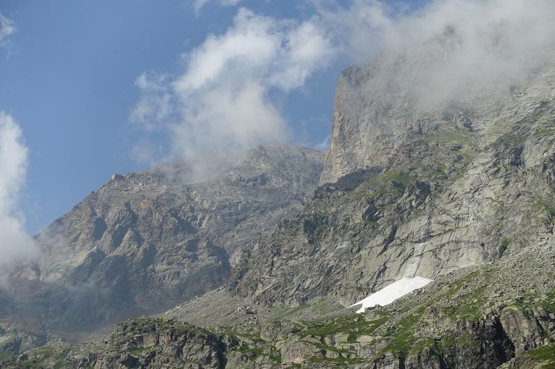 Rock Climbing Photo: Becco de Valsoera