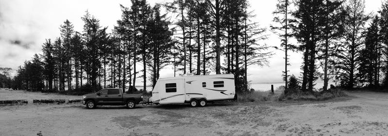 Somewhere coastal Washington!