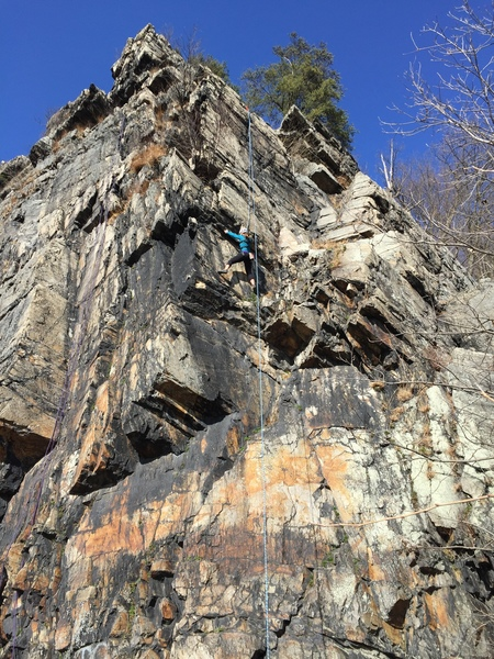 This is Lindsey on the upper Undercling.