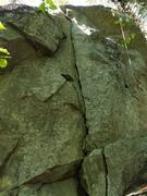 Rock Climbing Photo: Gargoyle