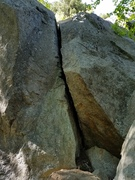 Rock Climbing Photo: Ogre (5.9)