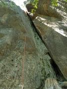 Rock Climbing Photo: Troll (5.8)