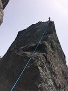 Fun easy warm up climb