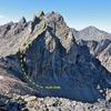 Dragon Peak South Chute