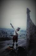 Rock Climbing Photo: The Solution!