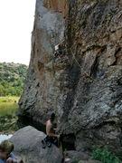 Rock Climbing Photo: Epic climb