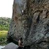 Epic climb