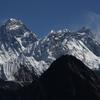 Mt Everest, Lhotse and Nuptse