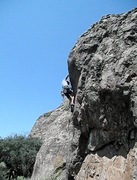 Rock Climbing Photo: Bring Out Your Dead FA