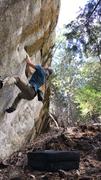 Rock Climbing Photo: More steep rock