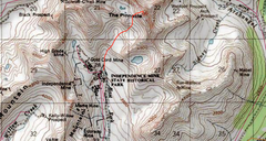 Rock Climbing Photo: Map