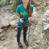 Belaying in Boulder Canyon
