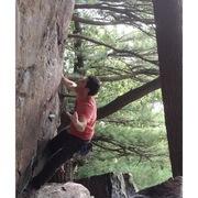 Rock Climbing Photo: Atlas Lion