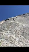 Rock Climbing Photo: Last pitch