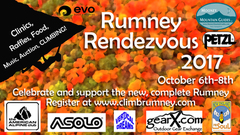 Rock Climbing Photo: The Rumney Rendezvous is coming together and is co...