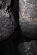 Rock Climbing Photo: Starting Crack.