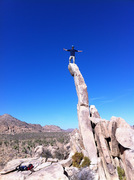 Rock Climbing Photo: 'summit' shot