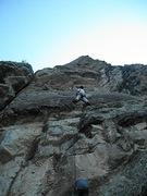 Rock Climbing Photo: A Fistfull of Bolts