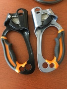 Rock Climbing Photo: Petzl Ascension Ascenders pair brand new