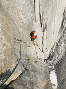 Rock Climbing Photo: This crux is FUN!