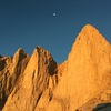 Mt. Whitney and the Needles