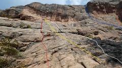 Rock Climbing Photo: Canyon Amphitheater.