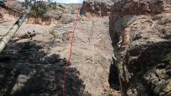 Rock Climbing Photo: Follow That Thief.