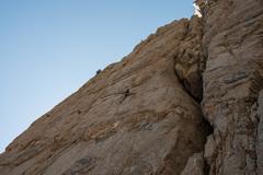 Rock Climbing Photo: Steven Van Betten on Coven, September 2nd, 2017.