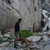 Dike Wall climbing on September 3rd, 2017.