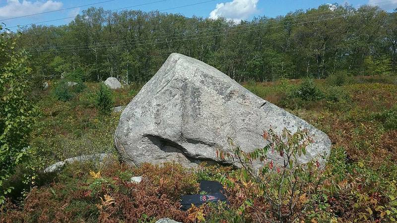 Rock Climbing Photo: start at right corner