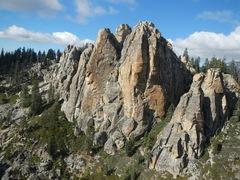 Rock Climbing Photo: Christopher Templeton photo. Krymptonite goes up t...