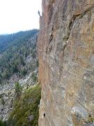 Rock Climbing Photo: Photo by Daniel Jeffcoach. Visit his site sekiclim...