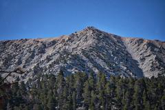 Rock Climbing Photo: Jepson Peak